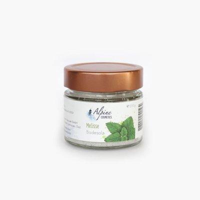 Aromatisches Badesalz Melisse