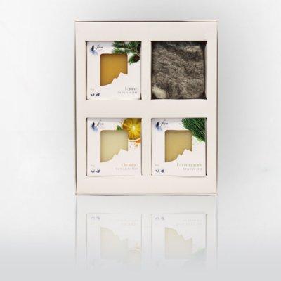 Geschenkbox Bio & Filz