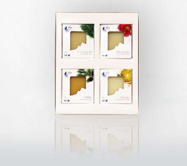 Geschenkbox-4er