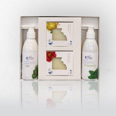 Geschenkbox Smarte Pflege