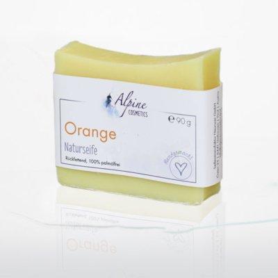 Naturseife Orange