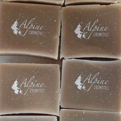 Alpine Cosmetics gebrandet