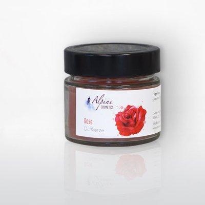 Duftkerze Rose