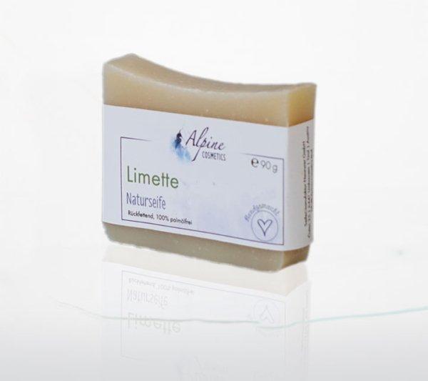 Naturseife Limette