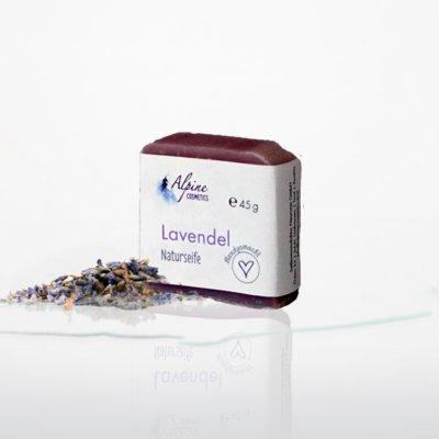 Naturseife Lavendel 45g