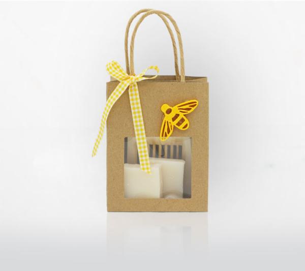 Geschenksackerl BIO lavendel + zirbe